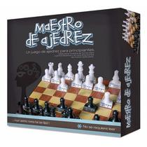 Juego Maestro De Ajedrez - Aprende Jugando Envío Gratis En3*