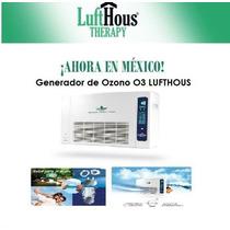 Generador De Ozono O3 Lufthous