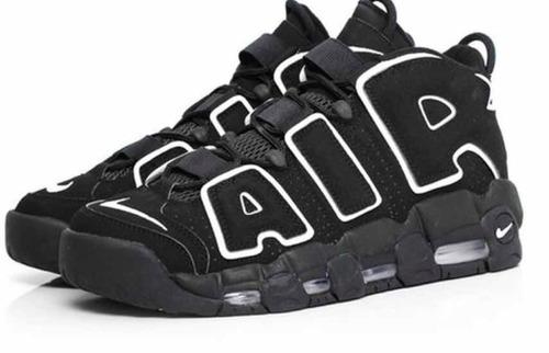 e63ad47fd9aec Tenis Nike Air More Uptempo Retro Pippen No Jordan Nuevos
