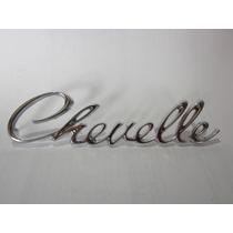 Emblema Leyenda Chevelle