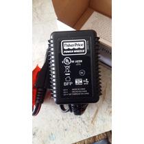 Cargador Para Batería Power Wheels 12v