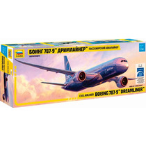 Avion Boeing 787 9 Dreamliner 1/144 Armar Pintar/ No Revell