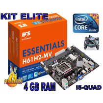 Compra De 8 Kit Elite Ecs Core I5 Quad Core+4 Gb Ramsamsung