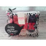 Set Victoria's Secret Pink Set Regalo Mini Locion Victoria