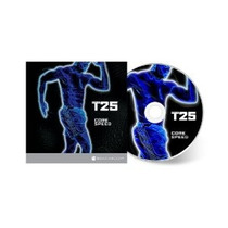 Núcleo T25 Focus Velocidad Dvd Entrenamiento De Shaun T