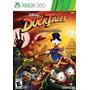 Disney Ducktales Remastered 360 Nuevo Sellado Xbox 360