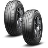 Paquete De 2 Llantas 185/65r15 Michelin Energy Xm2 88h