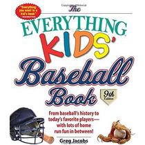 Todo Los Niños Libro De Béisbol: Desde El Historial De Béisb