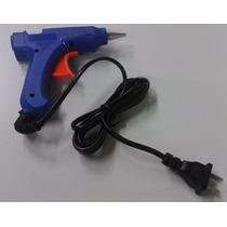 Tvc Episilchi- Pistola De Silicon / Tamano Chico / Color Azu