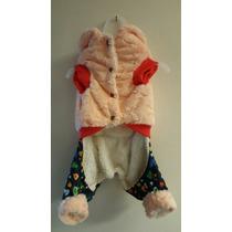 Traje Completo,abrigo,chamarra,ropa Para Perro Talla 3