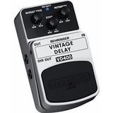 Pedal Vintage Delay Behringer Vd400 Envio Inmediato +