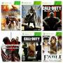 Black Ops, Modern Warfare, Destiny, 10 Juegos Xbox 360