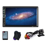 Autoestereo Mirrorlink Pantalla 7 Touch 7018b Mp5 1080p Hd