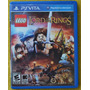 Lego The Lord Of The Rings Psvita Play Magic