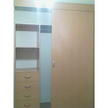 Closet Melamina C/ Puertas Corredizas $5,500- Pachuca