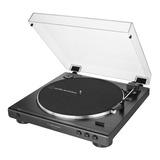 Tornamesa Tocadiscos Vinil At-lp60xusb-bk Audiotechnica 2019