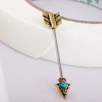 a4bfb9790b91 2x1 Piercing Transversal Para Oreja Flecha Envio Gratis en venta en ...