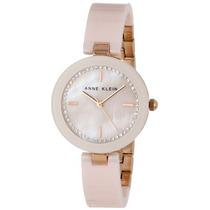 Reloj Anne Klein Ak/1928rgwt Blanco Mujer