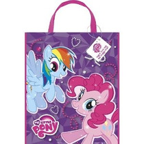 My Little Pony Deluxe Favor Bolsa De 13 X 11