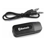 Receptor Bluetooth De  Audio Usb  Auxiliar De 3.5 C/c