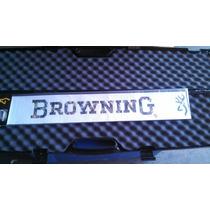 Remato Browning Calcomania Orijinal Grande Para Pik-up
