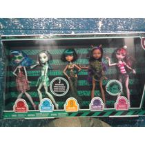 Monster High De La Playa Isla Calavera 13 Deseos Barbie