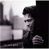 Harry Connick, Jr. : To See You. Cd Seminvo 1ra Ed 1997 Usa