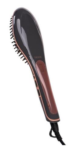 Cepillo Alaciador Eléctrico Para Cabello 110/240v Tedge