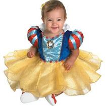 Disfraz De Blanca Nieves Para Bebes, Envio Gratis
