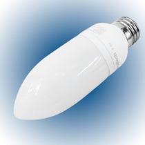 Foco Ahorrador Mini-vela De 9 Watts Luz Blanca Voltec
