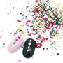 1,000 Piedras Mix De Formas Y Colores Cristal Swarovsky Uñas
