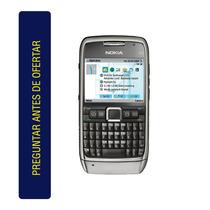 Celular Nokia E71 Teclado Qwerty Cam 3 Mp Mp3 Radio Fm Wifi