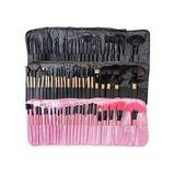 Brochas Maquillaje 24 Piezas Set Profesional Calidad  Envio