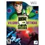 Ben 10 Alien Force: Vilgax Ataques - Nintendo Wii