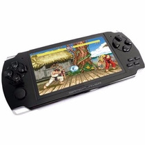 Consola Portatil Psp Emulador Snes Gba Sg Nesgbc 2000 Juegos