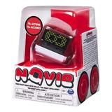 Novie Robot Spinmaster Interactivo 100% Original 75acciones