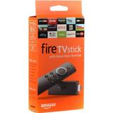 Reproductor Multimedia Fire Tv Stick Control Remoto Amazon