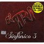 El Tri Sinfonico 3 / El Tri / Disco Cd + Dvd 11 Canciones