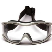 Goggle De Seguridad Capstone Pyramex Salpicaduras Quimicas
