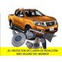 Llanta Refacción Nissan Frontier Kit Seg - Envío Gratis! Nissan FRONTIER