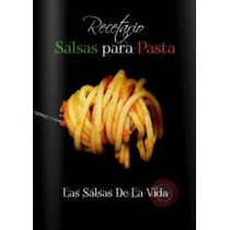 Recetario Salsas Para Pastas-ebook-libro-digital