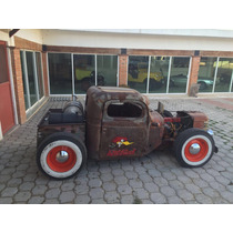 Rat Rod 6 Cilindros Automatico 1981