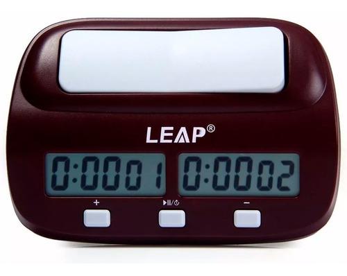 Reloj Ajedrez Digital Profesional Temporizador Juego De Mesa