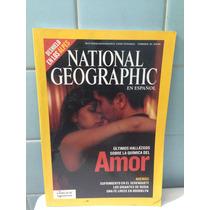 Revista National Geographic Español Quimica Del Amor 2006
