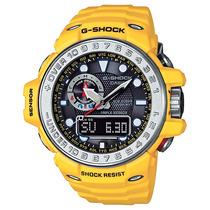 Reloj Casio G Shock Gwn1000 - Altímetro - Barómetro - Cfmx