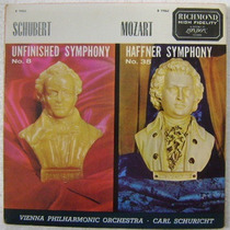 Schubert / Mozart 1 Disco Lp Vinilo