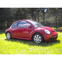 Remato Urge Beetle 2008 Sport Impecable No Cambio Metepec