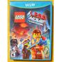 Lego The Movie Video Game  Nintendo Wii U Play Magic