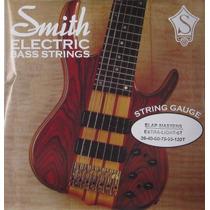 Ken Smith Slap Master 28 - 120t Cuerdas Para Bajo 6-string