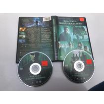Matrix Revolution, Dvd,excelente Estado,original!